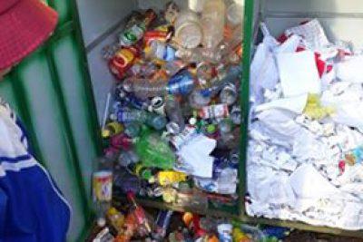 """tổng kết phong trào """" nói không với rác thải nhựa"""""""